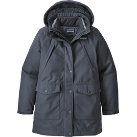 Patagonia Girls Tres 3-in-1 Parka Smolder Blue